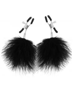 Sponke za bradavičke Darkness Fur