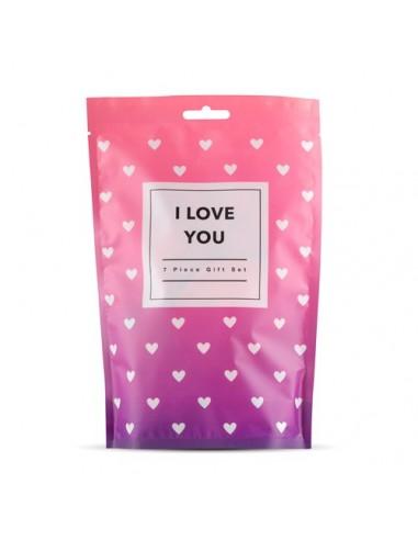 Darilni komplet LoveBoxxx I Love You