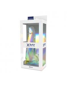 Dildo XRay z modi 20cm
