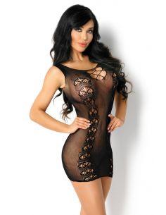 Mrežasta oblekica Beauty Night Paola