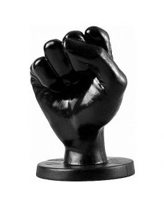 Dildo All Black Fist