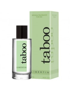 Moški parfum s feromoni Taboo Libertin