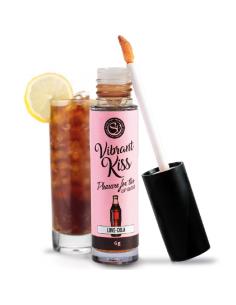 Stimulacijski balzam za ustnice Vibrant Kiss Cola