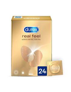 Kondomi Durex Real Feel 24/1