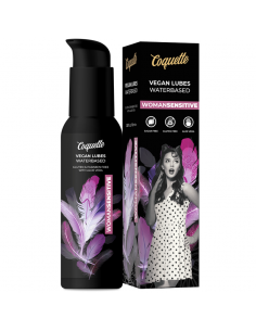 Naravni lubrikant Coquette Womansensitive, 100ml