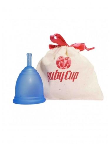 Menstrualna skodelica Ruby Cup, modra