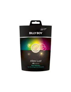Kondomi Billy Boy MIX 40/1