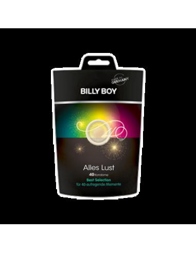 Kondomi Billy Boy MIX 40/1