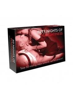 Erotična igra 50 nights of naughtiness