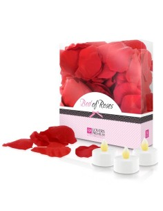 Listi vrtnic LoversPremium Bed Of Roses
