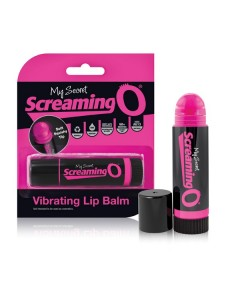 Mini vibrator Screaming O Lip Balm