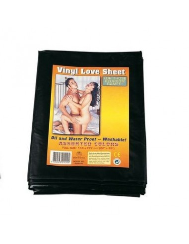 Seks podloga Vinyl Love Sheet