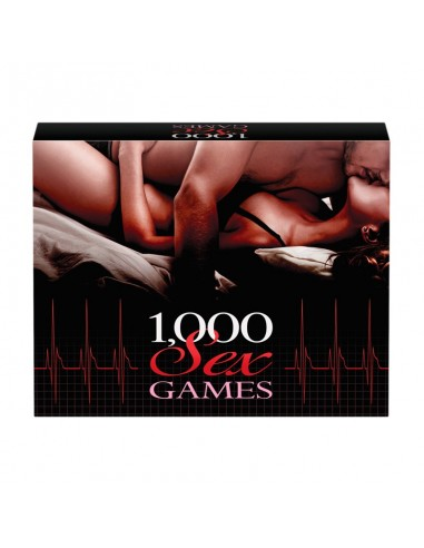 Erotična igra 1000 Sex Games