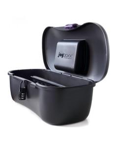 Škatla za erotične pripomočke Joyboxx, črna