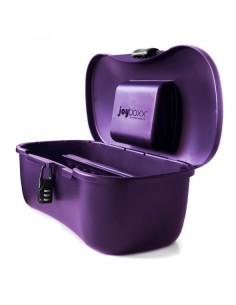Škatla za erotične pripomočke Joyboxx, vijolična