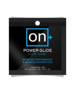 Gel Power Glide On za močnejšo erekcijo, 6ml