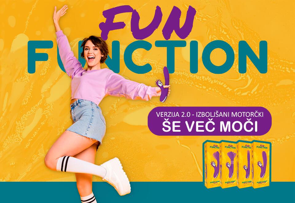 Fun Function - novi izdelki