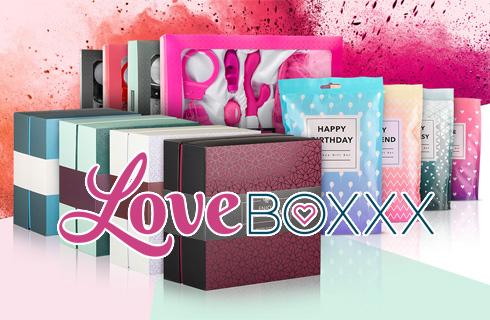 LoveBoxxx darilni kompleti