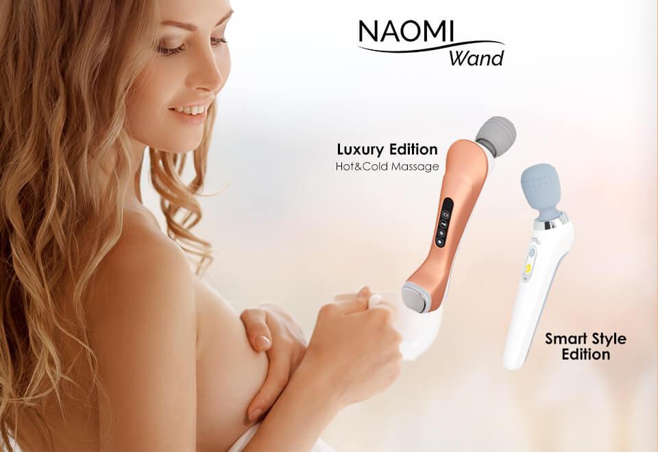 Naomi Wand - novi masažerji